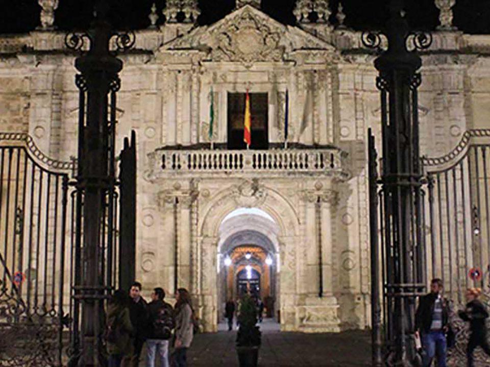 Iluminación LED | Universidad de Sevilla - Alener