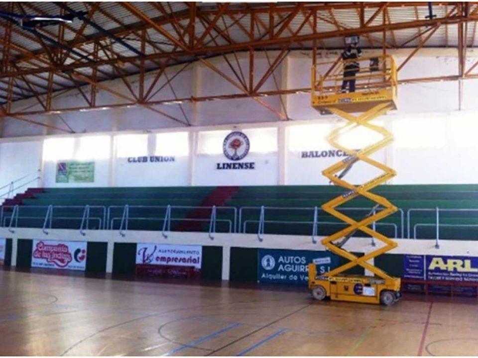 Alumbrado Polideportivo - Alener